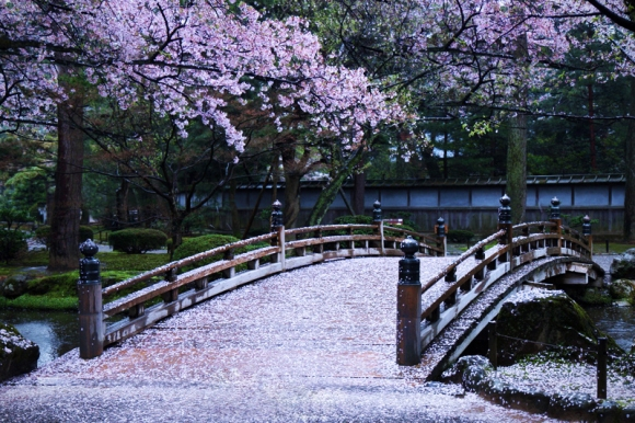 Kenrokuen Bridge