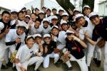 Higashi High Baseball Team