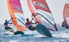 RS:X European and Youth European Championships 2017, Marseille, France.