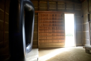 Inside Noguchi's Studio